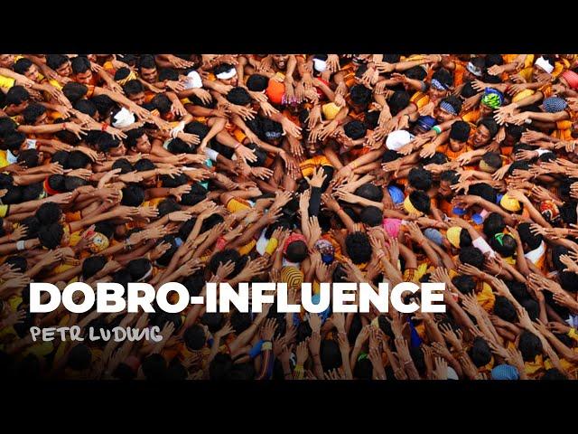 DOBRO-INFLUENCE: Jak propojit síť influencerů ke smysluplné změně? (Záznam konference Social Date)
