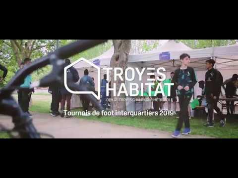 Tournoi de foot interquartiers 2019