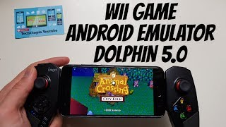 Animal Crossing: City Folk Android Gameplay Wii Game Dolphin Emulator/Snapdragon 835