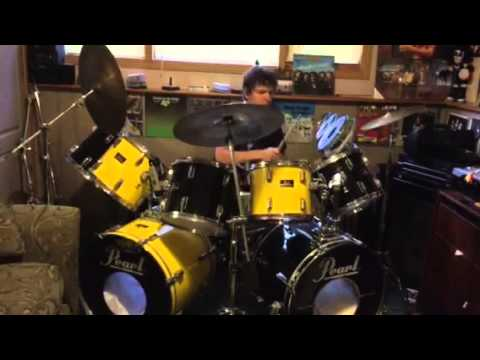 Cody Brockway playing Abacab by Genesis on drums!