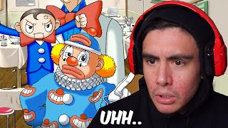 A CLOWN & A DUMMY ARE OUR ONLY WITNESSES..WE'RE IN TROUBLE   Phoenix Wright: Justice For All [10]
