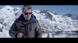 Montagne TV avec expert snowboard