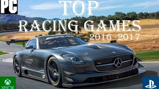 Top Racing Games 2018 - 2019: Cars  - (PS4 PRO - PC - XBOX ONE)
