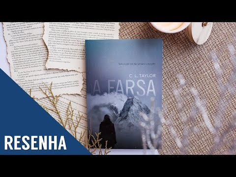 Resenha: A Farsa - C. L. Taylor