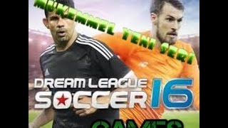 BAŞLIYOK !!   Dream League Soccer 2016 Türkçe #1