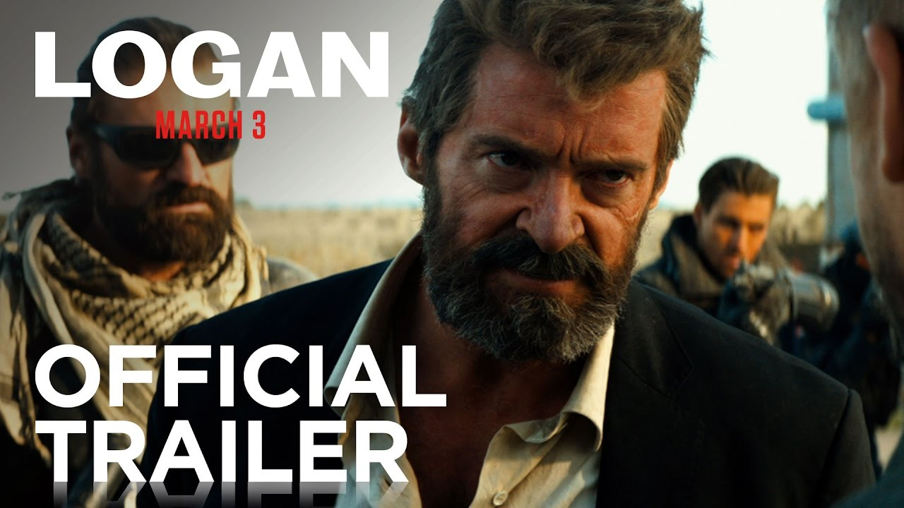 Movie Trailer:  Logan (2017)
