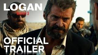 Official Trailer of Logan