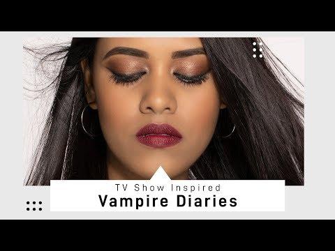TV Show Inspired: Vampire Diaries | MyGlamm