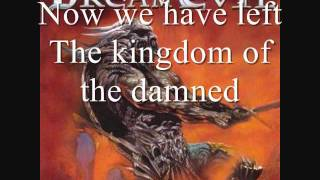 Dream Evil - The Chosen Ones lyrics