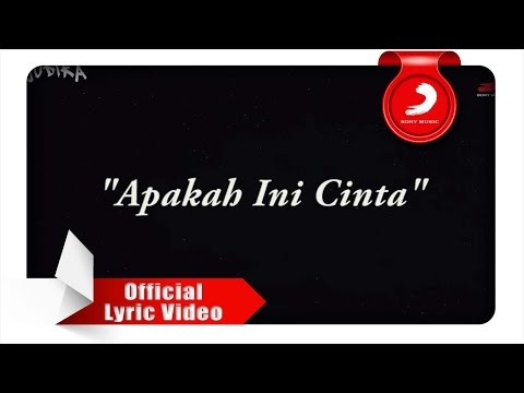 JUDIKA - Apakah Ini Cinta (Lyrics Video) - Sony Music Entertainment Indonesia