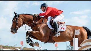 Alonso Valdez cabalga rumbo a los Panamericanos [VIDEO]