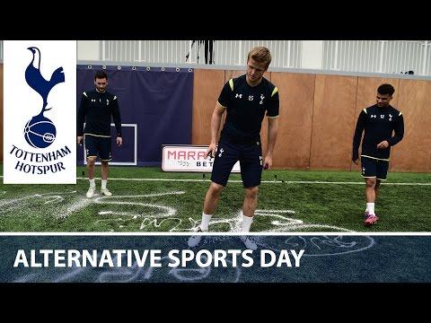 Spurs Alternative Sports Day