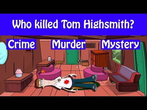 5 riddles popular on crime(part#1) | Murder mystery riddles | Who did it?