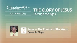 Jesus - The Creator of the World