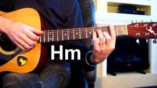 Алексей Брянцев - С днем Рождения - Тональность ( Hm ) Как играть на гитаре песню