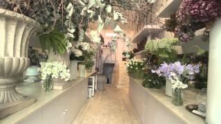 Catherine Muller Flower Shop - Belgravia, London