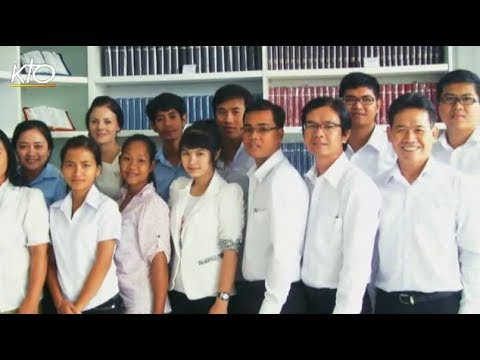 Cambodge : Traduction de la parole de Dieu
