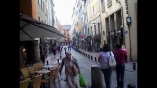 preview picture of video 'A trip in Perpignan/Languedoc Roussillon/France'