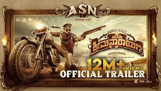 Avane Srimannarayana - Official Trailer