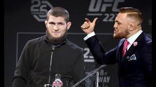 ЭСКЛЮЗИВ! КОНОР МАКГРЕГОР vs ХАБИБ НУРМАГОМЕДОВ - Промо UFC 229