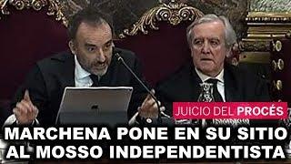 """El Juez MARCHENA Le Borra La Chulería De Un Plumazo Al """"MOSSO INDEPENDENTISTA"""" Albert Donaire"""