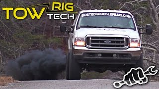 7.3 Powerstroke Injector Upgrade - Tow Rig Tech EP3