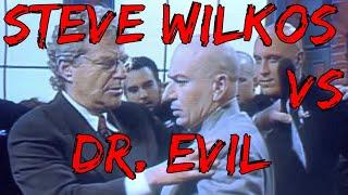 Steve Wilkos vs Dr. Evil