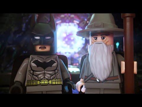 Vidéo LEGO Dimensions 71172 : Pack de démarrage : Xbox One