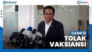 Jubir Presiden Jelaskan soal Sanksi bagi Warga Tolak Divaksin Covid-19