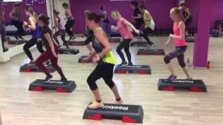 Step aerobika, fitness
