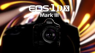 Video 1 of Product Canon EOS-1DX Mark III Full-Frame DSLR Camera