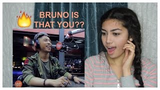 """Kris Lawrence covers """"Versace on the Floor"""" (Bruno Mars)   REACTION"""