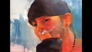 抽煙也能是一個截取主題的位置。