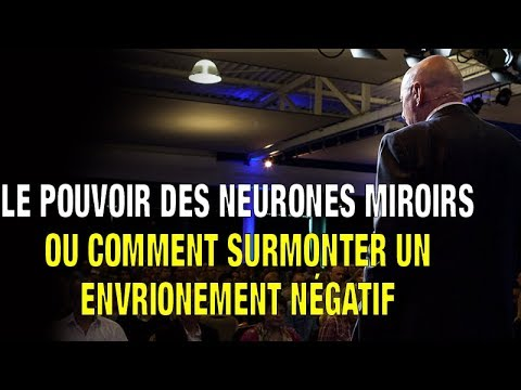 Le Pouvoir Des Neurones Miroirs Ou Comment Surmonter Un Environnement Négatif