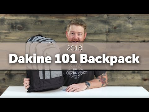 2018 Dakine 101 Backpack
