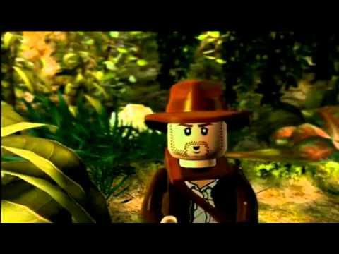 Vidéo LEGO Jeux vidéo DSIJLTO : Lego Indiana Jones: la trilogie originale DS
