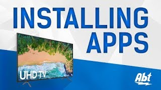 How To Install Apps On Your Samsung TV