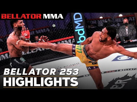 Les Highlights du Bellator 253: Caldwell vs. McKee