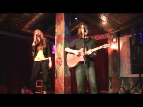 """She Shines"" By Kevin Pfeffer Live Acoustic Set w/ Cori Pfeffer @ The Voodoo Lounge"