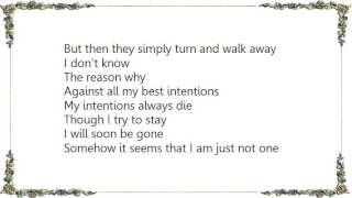 Everon - Restless Heart Lyrics