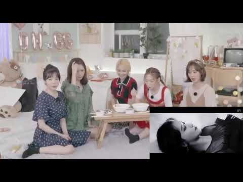 Girls' Generation-Oh!GG Reacts to '몰랐니 (Lil' Touch)' MV (видео)
