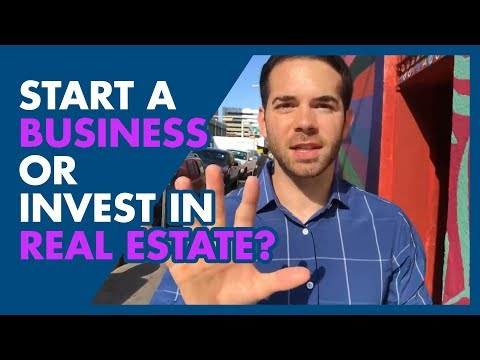 mp4 Investing Vs Starting A Business, download Investing Vs Starting A Business video klip Investing Vs Starting A Business