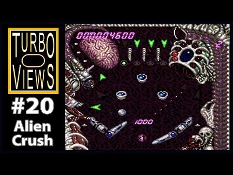alien crush wii review