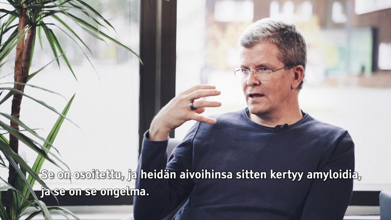 Vesa Kiviniemi: Läpimurto Alzheimerin taudin hoidossa viiden vuoden sisällä?