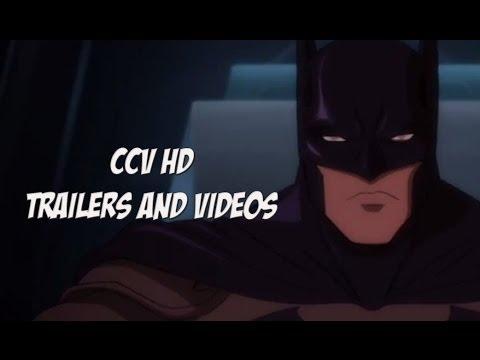 Trailer Batman: El asalto de Arkham