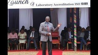I'll not let Raila split Jubilee, Ruto vows - VIDEO