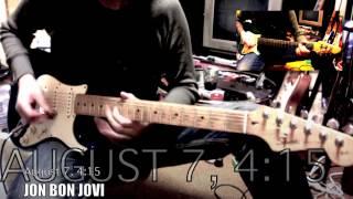 Jon Bon Jovi - August 7, 4:15 (cover)