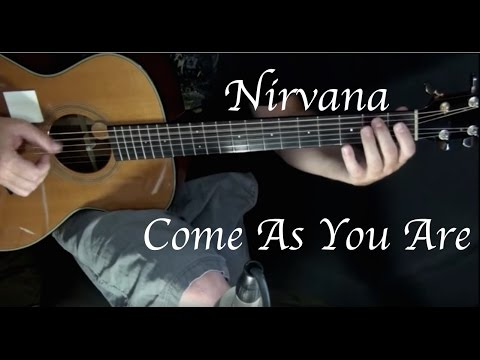 Nirvana - Come As You Are - Fingerstyle Guitar Mp3