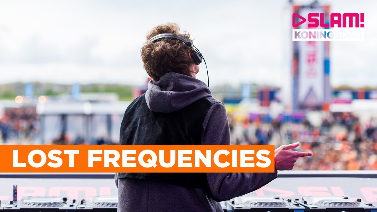 Lost Frequencies - Live @ SLAM! Koningsdag 2016
