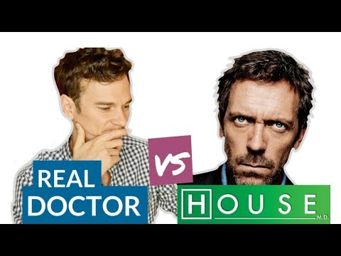 """DOCTOR challenges HOUSE MD 